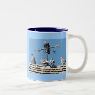pigeons coffee mugs