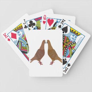 Pigeons Poker Deck