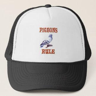 Pigeons Rule Trucker Hat