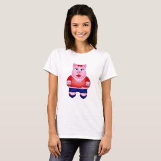 Piggie in Hot Pants T-Shirt