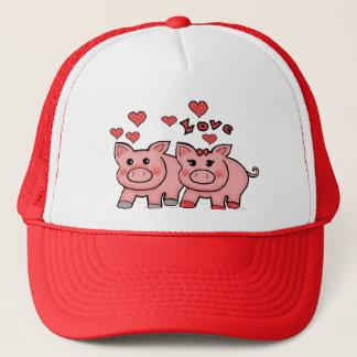 piggies trucker hat