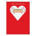 PIGGING OUT Valentines by Boynton Greeting Cards