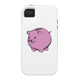 Piggy Bank Case-Mate iPhone 4 Cases