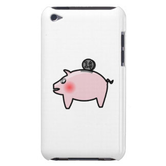 Piggy Bank iPod Touch Covers