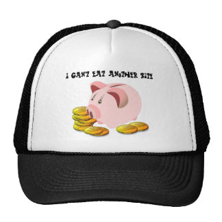 Piggy Bank Coin Slot Top Cap