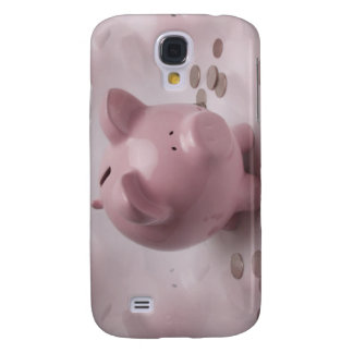 Piggy Bank iPhone 3G Case Galaxy S4 Covers