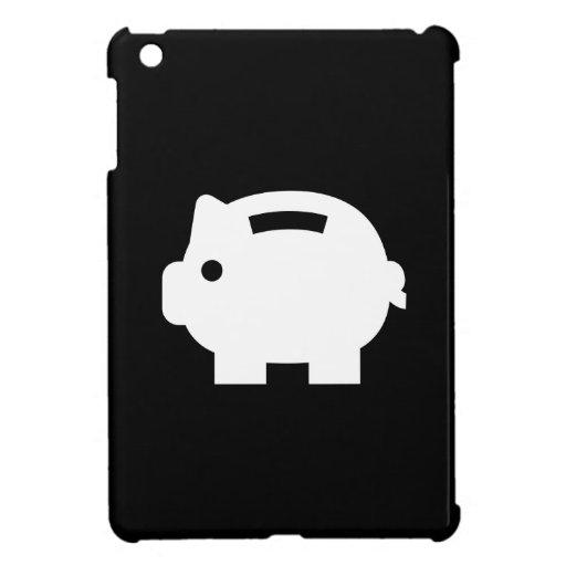 Piggy Bank Pictogram iPad Mini Case