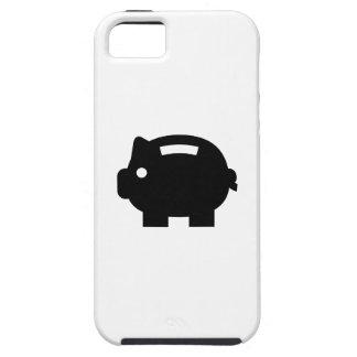 Piggy Bank Pictogram iPhone 5 Case