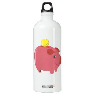 Piggy Bank SIGG Traveller 1.0L Water Bottle