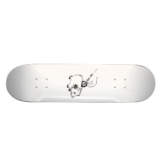 Piggy Bank Skate Deck