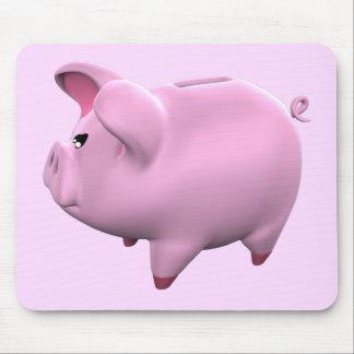Piggy Bank Toon Mousepad