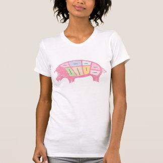 Piggy Chart T-Shirt