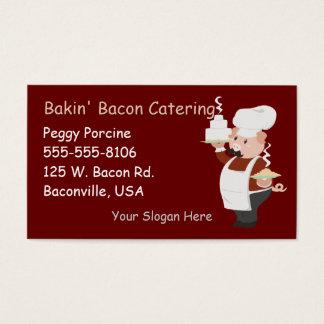 Piggy Chef Biz Card