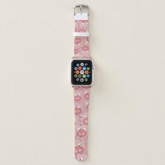 Piggy Faces Apple Watch Band