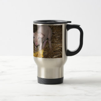 Piggy farm travel mug
