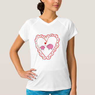 PiGgy in Love! T-Shirt