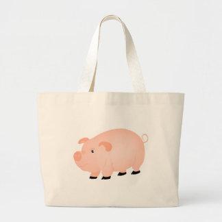 Piggy Jumbo Tote Bag