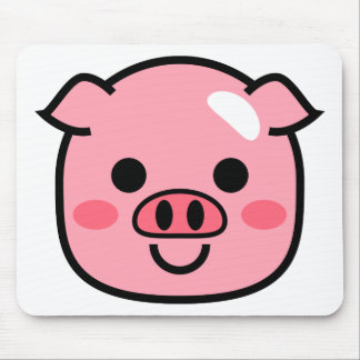 Piggy Mouse Pad