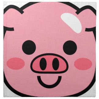 Piggy Napkin