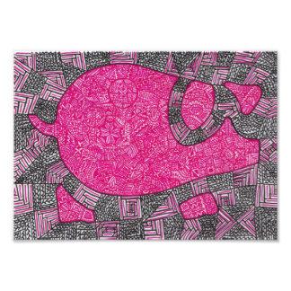 Piggy Photo Art