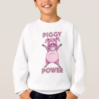 PIGGY POWER SWEATSHIRT