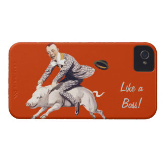 Piggybacking ...like a boss! iPhone 4 cases