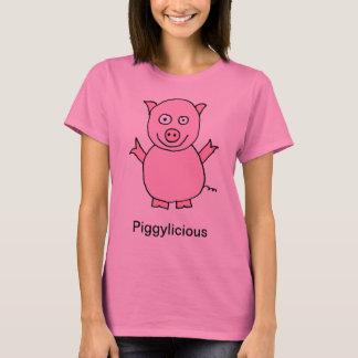 Piggylicious piggy T-Shirt