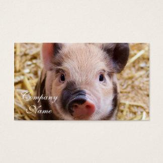Piglet Business Card