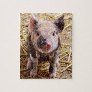 Piglet Jigsaw Puzzle