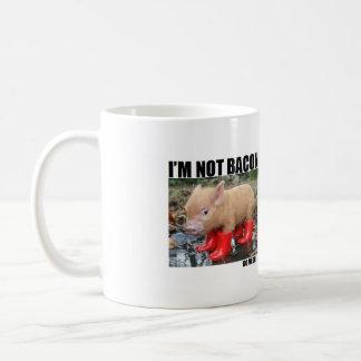 Piglet Vegan Mug