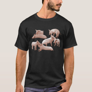 piglets,pig, T-Shirt