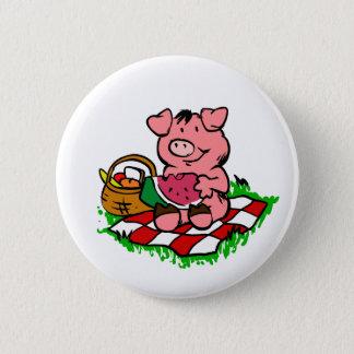 Pignic 6 Cm Round Badge