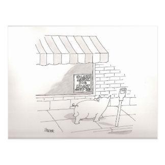 PigRoast Postcard