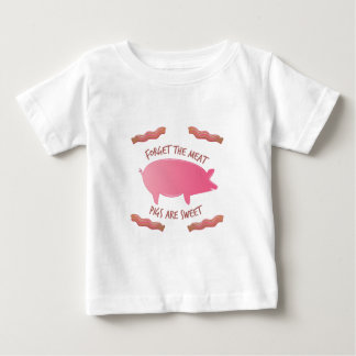 Pigs Are Sweet Baby T-Shirt
