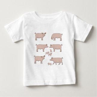 pigs baby T-Shirt
