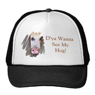 PIGS CAP