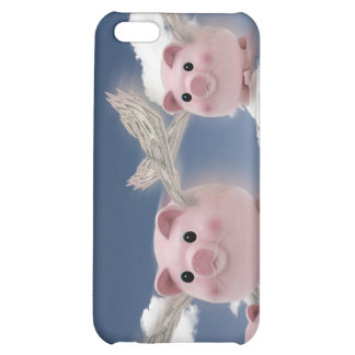 Pigs Fly iPhone 5C Cover