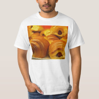 Pigs in Blankets - Image on Front Tees
