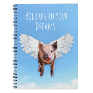 Pigs Might Fly Notebooks