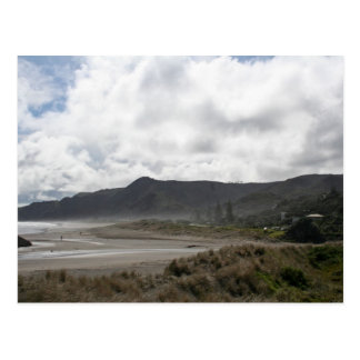 Piha Beach #1 Postcard