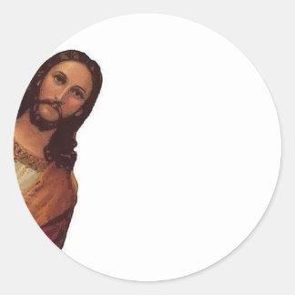 PiKa Boo Jesus stickers