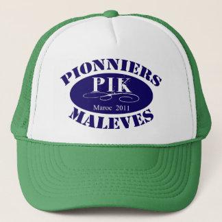 pika trucker hat