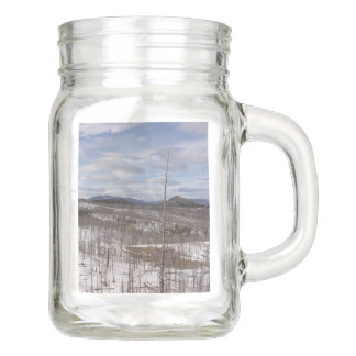 Pike Forest Mason Jar
