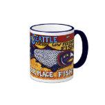 Pike Place Fish Mugs