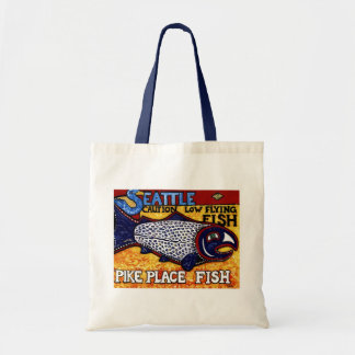 Pike Place Fish Tote Bag