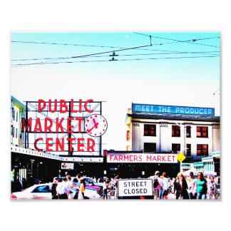 Pike Place Market Photo