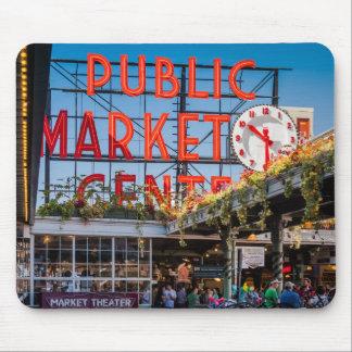 Pike Place Public Market Mouse Pad
