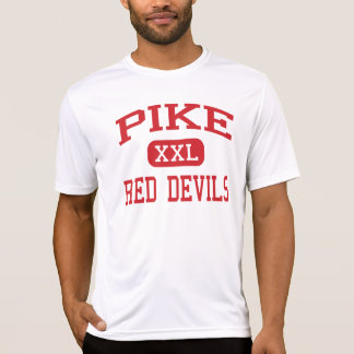Pike - Red Devils - High - Indianapolis Indiana T-Shirt