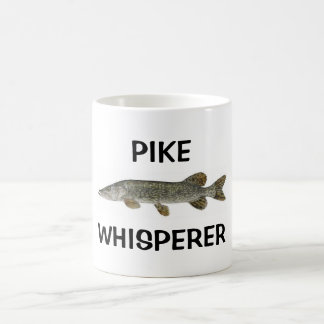 PIKE WHISPERER COFFEE MUG