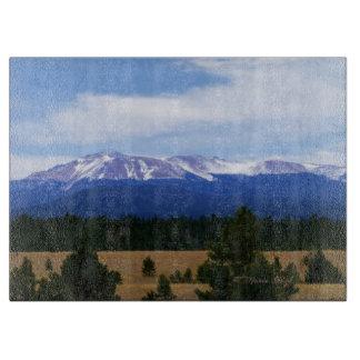 Pikes Peak 4 Cutting Board